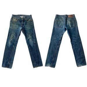 Original Penguin Jeans Japanese Denim Selvedge